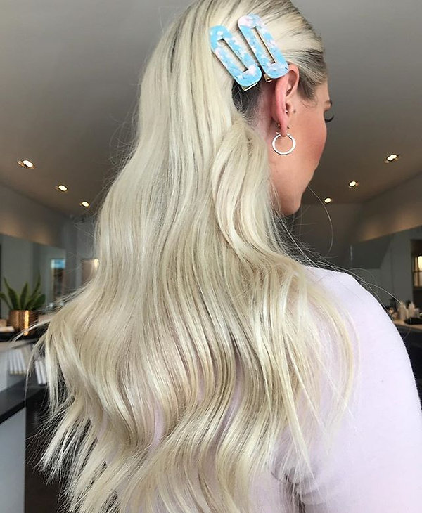 Who else's latest hair obsession is hair