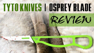 Tyto Knives Osprey Blade Review