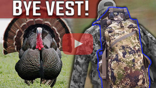Ditch The Turkey Vest!