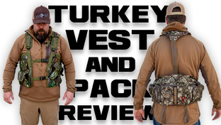 WINGMEN TURKEY VEST & PACK REVIEW