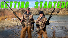 Getting Kids Hooked On Hunting
