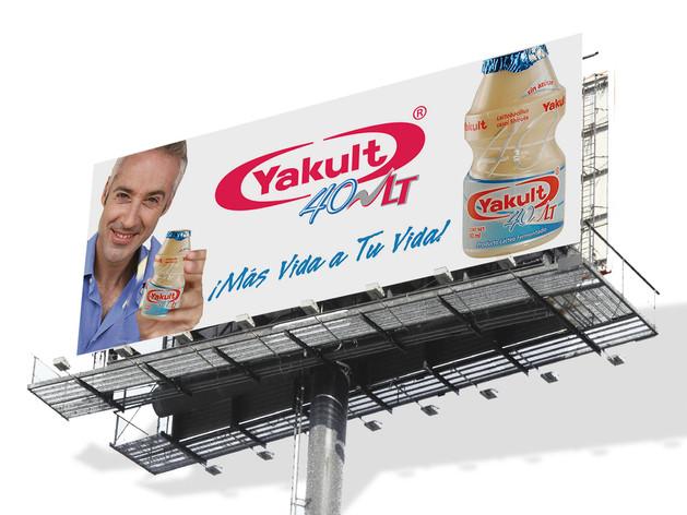 Cliente: Yakult