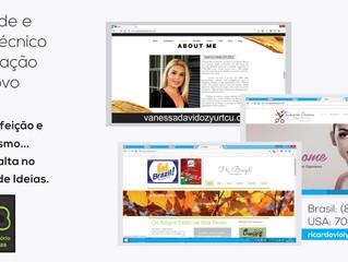 Website. O Novo Momento na Rede Mundial