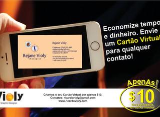 Cartão Virtual de Apresentação
