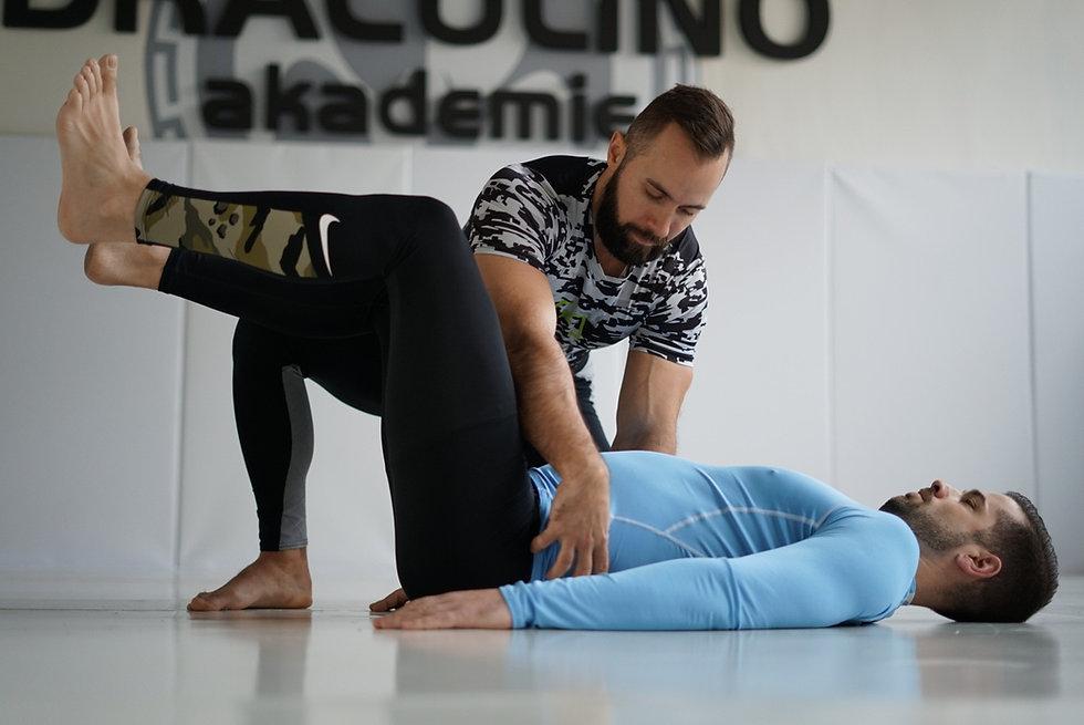Efektivní trénink a náprava