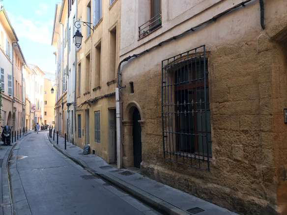 Studio centre d'Aix