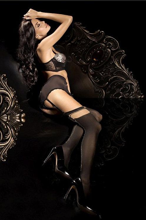 Ballerina 289 Stockings Black 20den