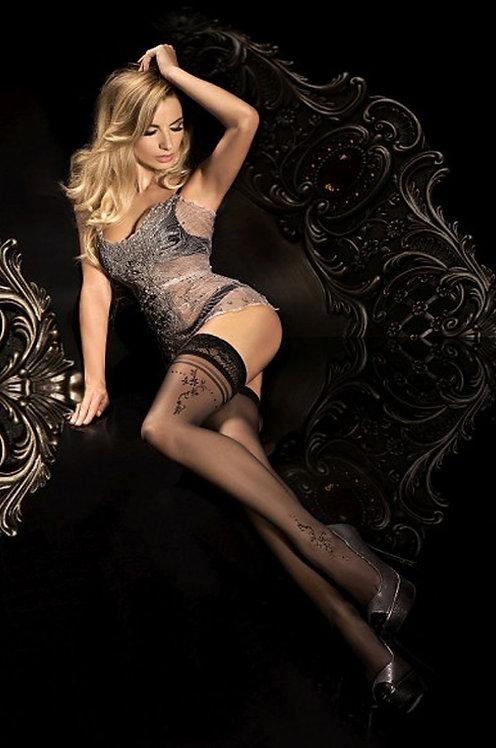 Ballerina 291 Stockings Black 20den