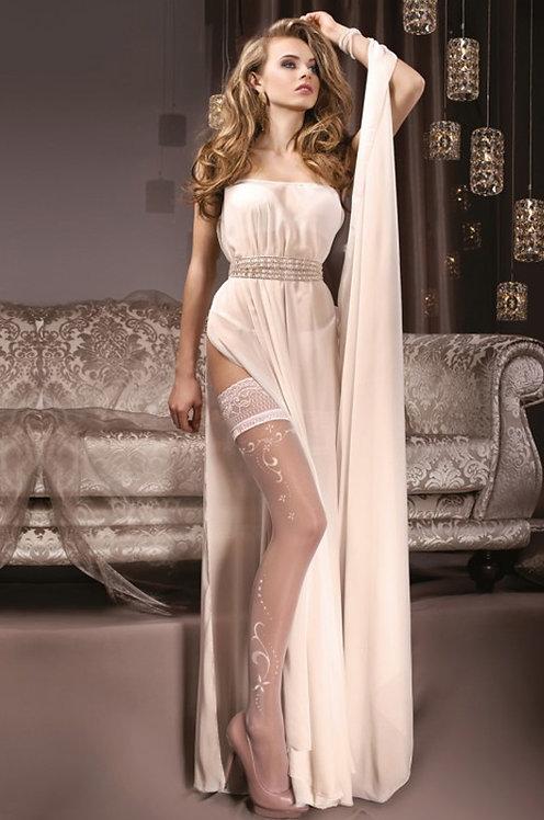 Ballerina 246 Stockings White 20den