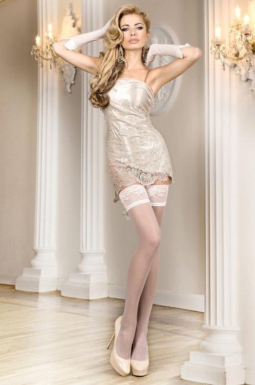 Ballerina 700 Stockings White 20den