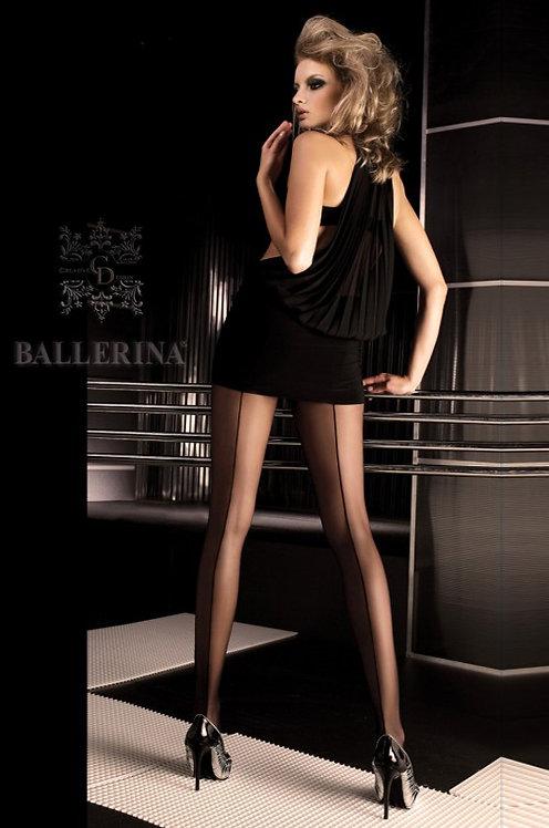 Ballerina 050 Tights Black 20den