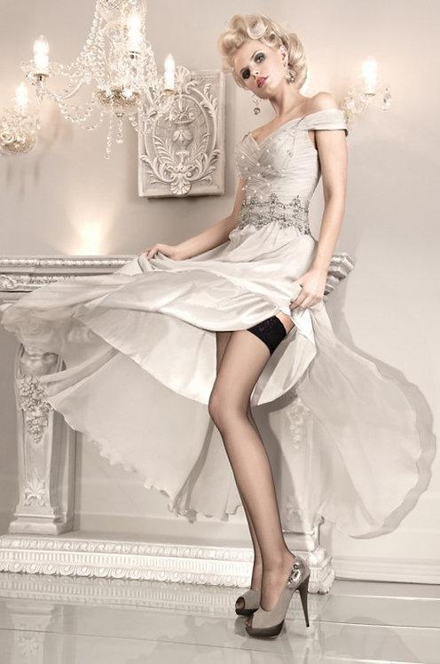 Ballerina 700 Stockings Black 20den
