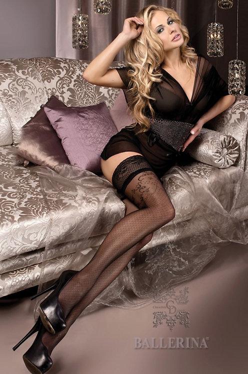 Ballerina 243 Stockings Black 20den