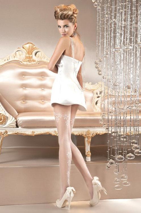 Ballerina 110 Tights White 20den