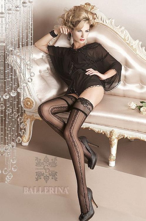 Ballerina 124 Stockings Black 20den