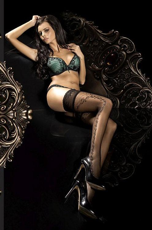 Ballerina 286 Stockings Black 20den