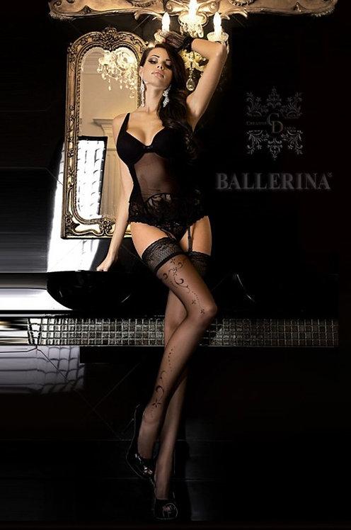 Ballerina 246 Tights Black 20den
