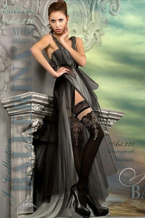Ballerina 220 Stockings Black 20den/60den