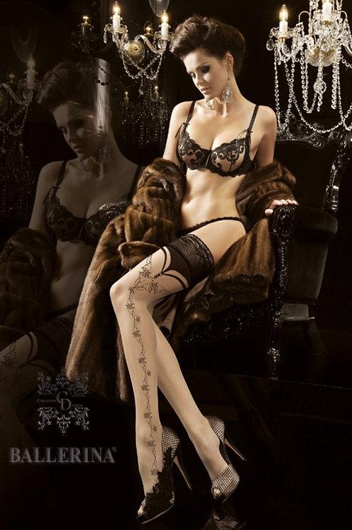 Ballerina 174 Stockings Black 20den