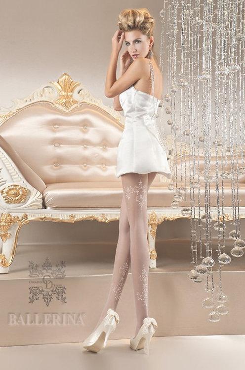 Ballerina 118 Tights White 20den