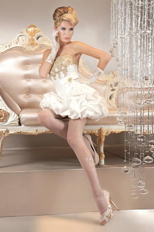 Ballerina 112 Tights White 20den