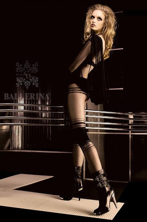 Ballerina 051 Tights Black 20den/60den