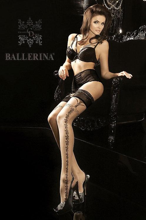 Ballerina 181 Stockings Skin 20den