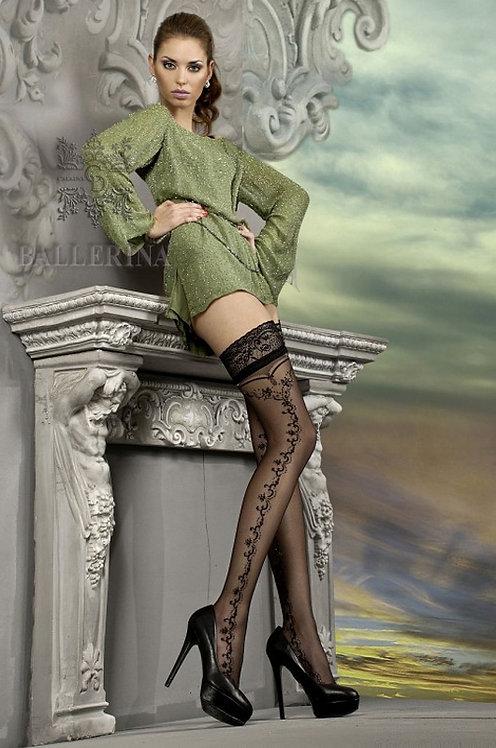 Ballerina 216 Stockings Black 20den