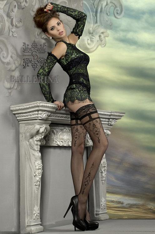 Ballerina 212 Stockings Black 20den