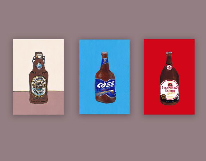 Beer Illustration Series