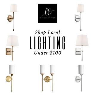 Local Lighting Picks