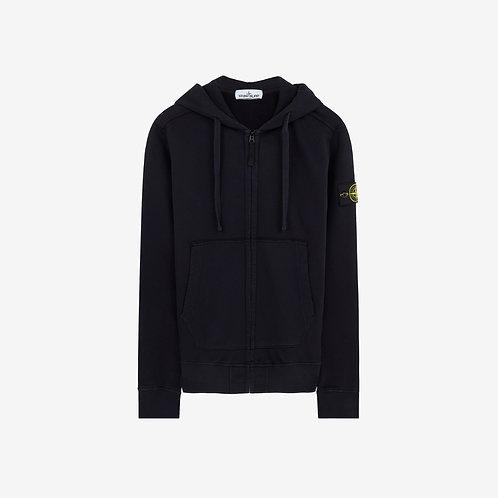 Stone Island Hooded Sweatshirt Navy New Mens Hoodie