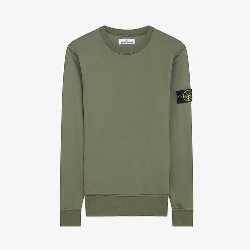 Stone Island Sweatshirt - Olive Green