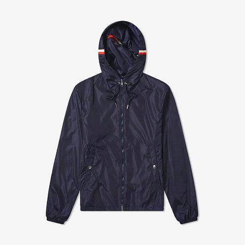 Moncler 'Grimpeurs' Hooded Zip Jacket - Dark Blue