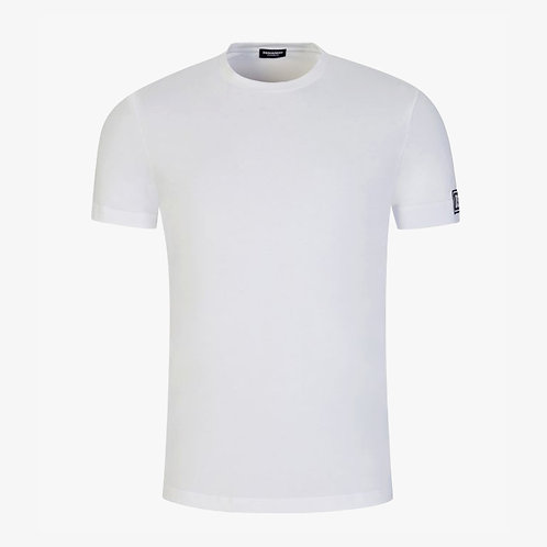 Dsquared2 Arm Patch T-Shirt - White