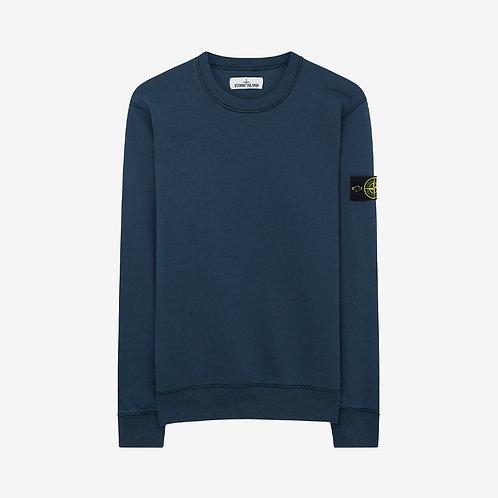 Stone Island Crewneck Sweatshirt - Blue Marine