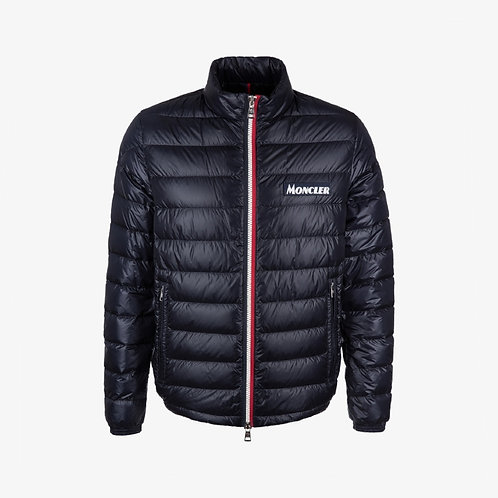 Moncler 'Petichet' Padded Down Jacket - Dark Blue
