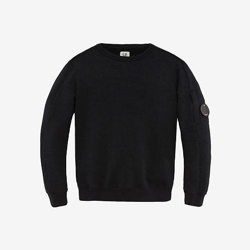 C.P. Company Kids Goggle Sweatshirt - Black