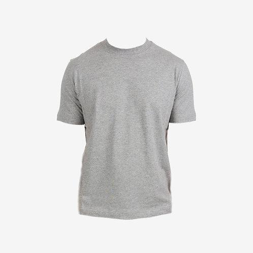 Balenciaga Crewneck T-shirt Grey Front