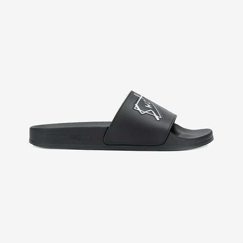 MCQ Swallow Slides Black Side