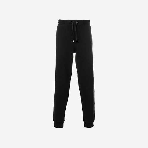 MCQ Repeat Logo Sweatpants - Black