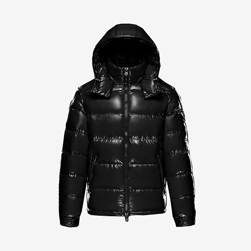 Moncler 'Maya' Padded Jacket - Black