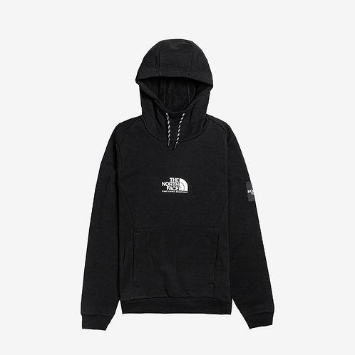 North Face Fine Alpine Hoodie - Black