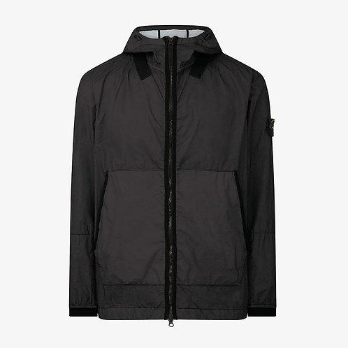 Stone Island Membrana 3L TC Hooded Jacket SS21 - Black