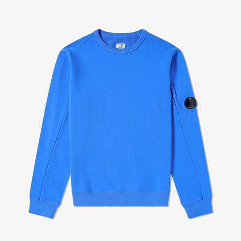 C.P. Company Kids Goggle Sweatshirt - Imperial Blue