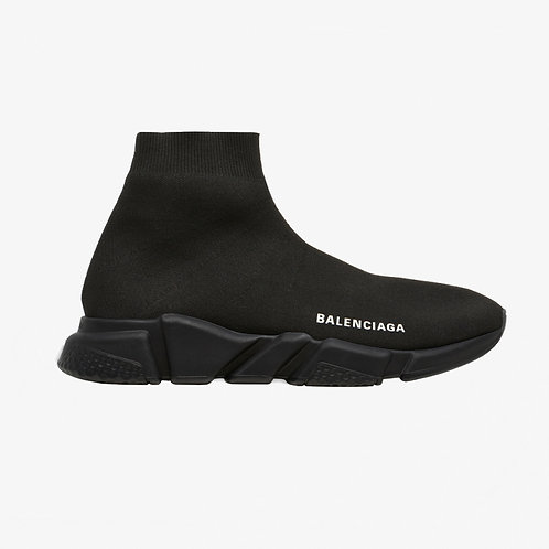 Balenciaga Speed Sneakers - Black