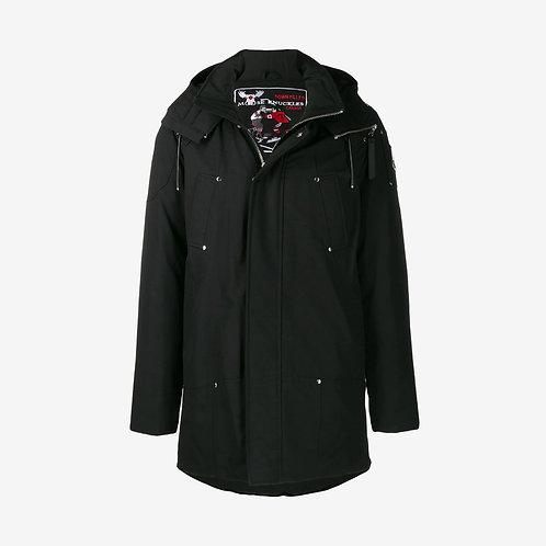 Moose Knuckles 'Saint Ulric' Parka Jacket - Black