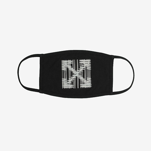 Off-White Industrial Arrows Mask Black and Silver