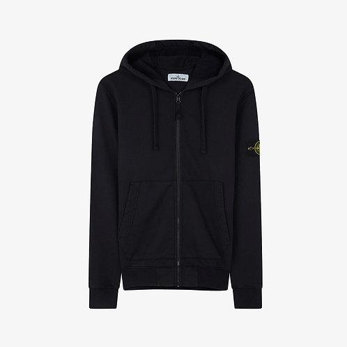 Stone Island Zip Sweatshirt/Hoodie - Navy