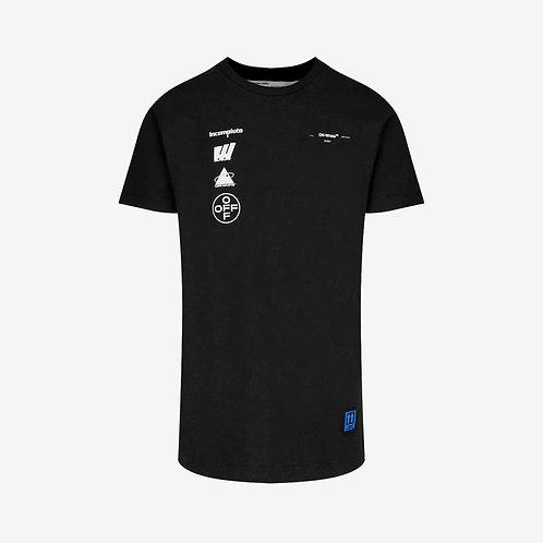 Off-White Mariana De Silva Painting T-Shirt Black
